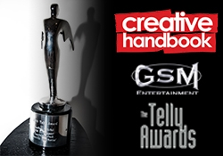 "TELLY AWARDS 2014: GSM Entertainment Wins Telly for Creative Handbook\'s ""Guerrilla Film Warrior"""