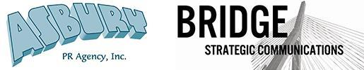 ASBURY PR AGENCY AND BRIDGE STRATEGIC COMMUNICATIONS FORM STRATEGIC ALLIANCE: <br />