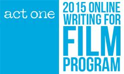2015 Writing for Film & Television Program