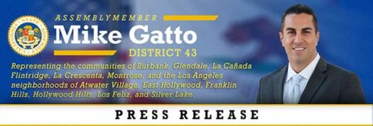 Gatto\'s California Film Tax Credit Legislation is a Hit