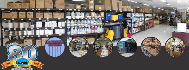 West Coast Janitorial Supply / Empire Cleaning Supply