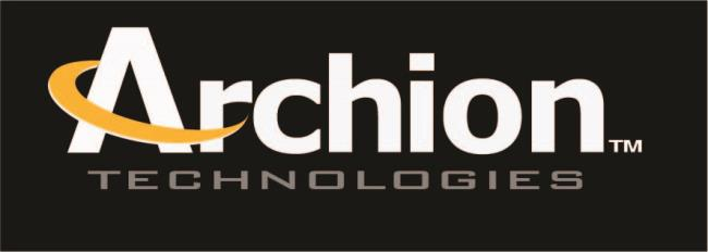 ARCHION TECHNOLOGIES INTRODUCES WORKFLOW SOLUTION