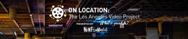 On Location: The Los Angeles Video Project