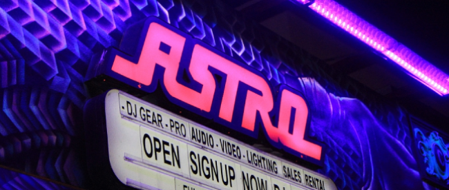 Astro Audio Video and Lighting\'s Grand Re-Opening!