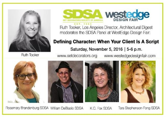 See the SDSA Panel - Register Today