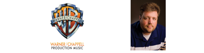 WARNER/CHAPPELL PRODUCTION MUSIC PROMOTES AARON GANT TO SENIOR VICE PRESIDENT OF PRODUCTION
