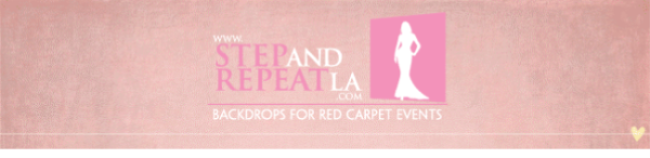 STEP AND REPEAT LA Valentine\'s Day Pink Carpet Sale!