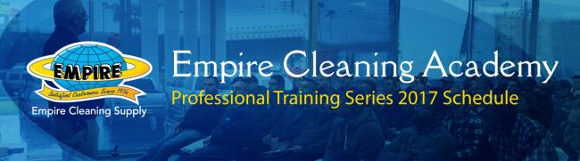 Empire Cleaning Supply is Ready to Service your Production!