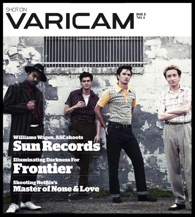 Shot On VariCam: The American Society of Cinematographers Issue No.1