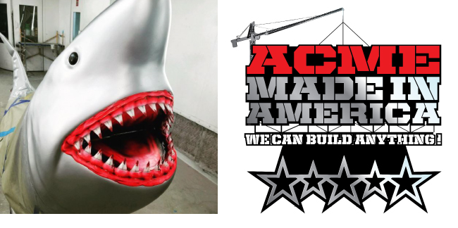 ACME Made in America - Props in the Making