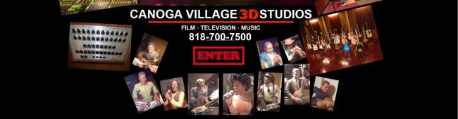 Canoga Village Studios Stage 4 Available!
