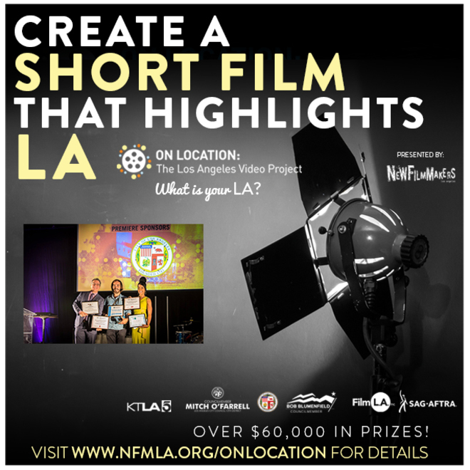 CREATE A FILM FOR THE 2017 NFMLA ON LOCATION: LOS ANGELES VIDEO PROJECT!