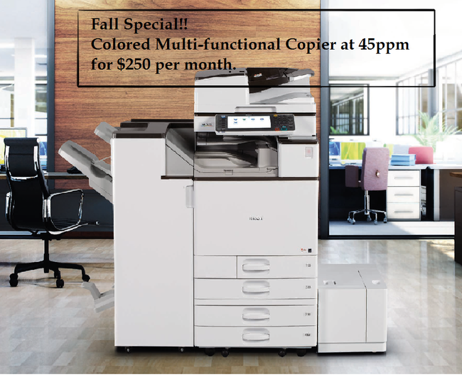 Golden State Copier: Everything Office Equipment