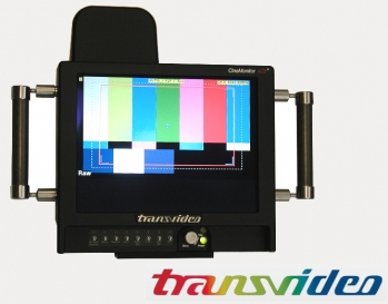 New Transvideo HD wireless Director\'s monitor introduced at NAB