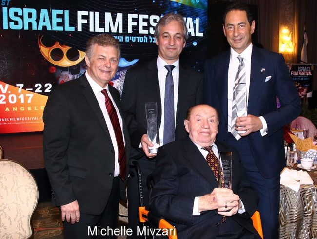 Israel film festival in Los Angeles launched its 31st edition