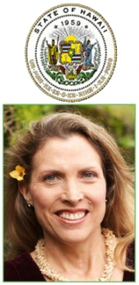 DONNE DAWSON RETURNS AS HAWAI\'I FILM COMMISSIONER