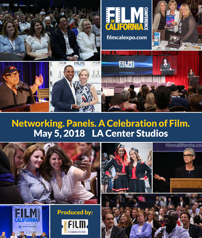 About the Film in California Conference