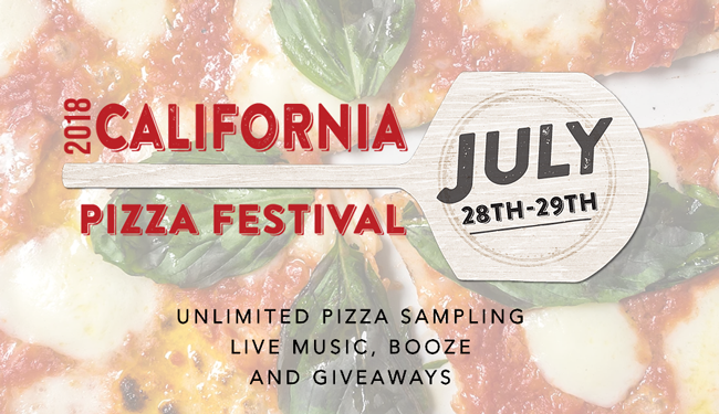 Try some of the best pizzas in the world at the LA Center Studios!