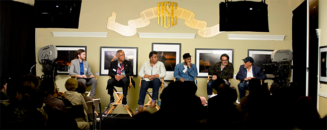 Film Professionals Gather for Diversity, Inclusion & Discussion