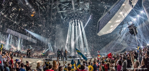 Parasol Debuts at the Eurovision Song Contest