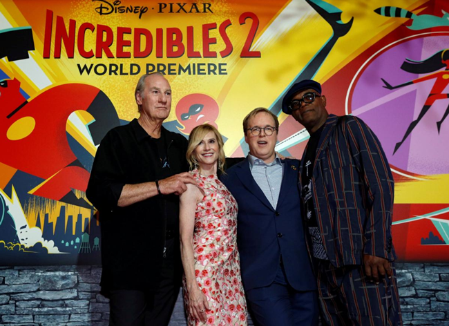 \'Incredibles 2\' shatters records with $180 million opening