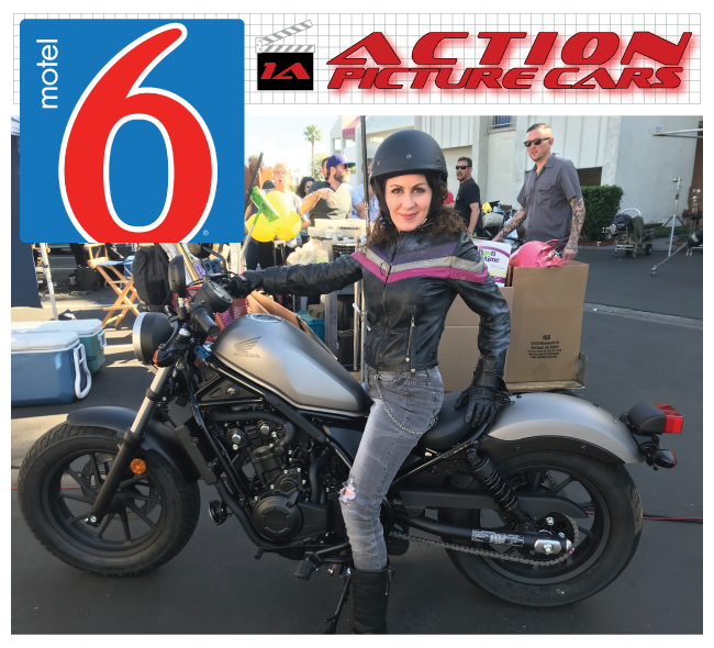 Action Picture Cars: Vintage Motorcycles & Vespas for production!