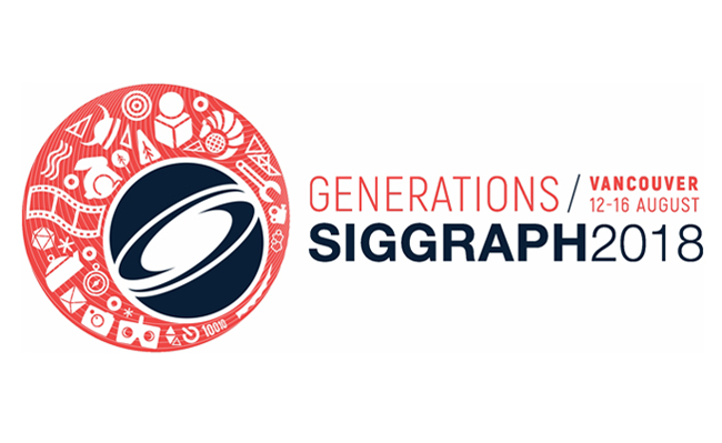 SIGGRAPH 2018 COMPUTER ANIMATION FESTIVAL