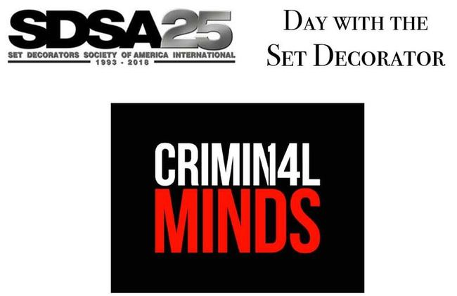 Day with the Set Decorator: Criminal Minds