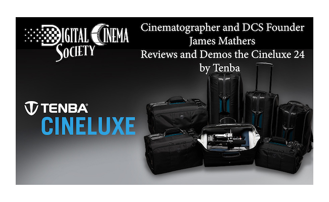 Demo and Review of Tenba Cineluxe 24 Camera Bag