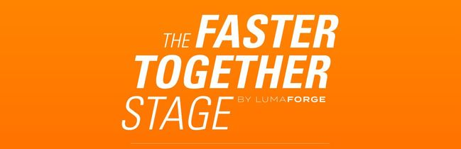 THE FASTER TOGETHER STAGE COMES TO THE RIO APRIL 9TH