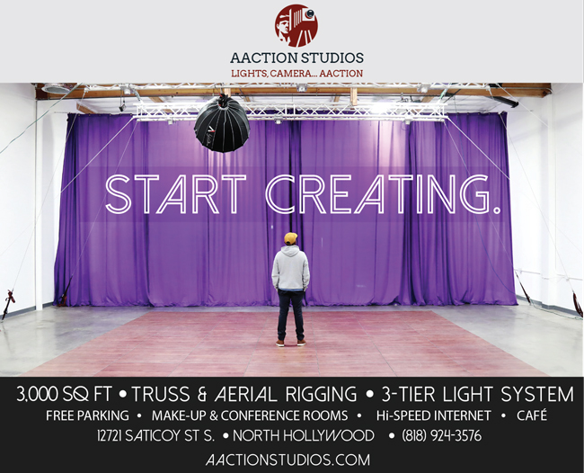 AACTION STUDIOS: Home to Cutting-Edge Projects