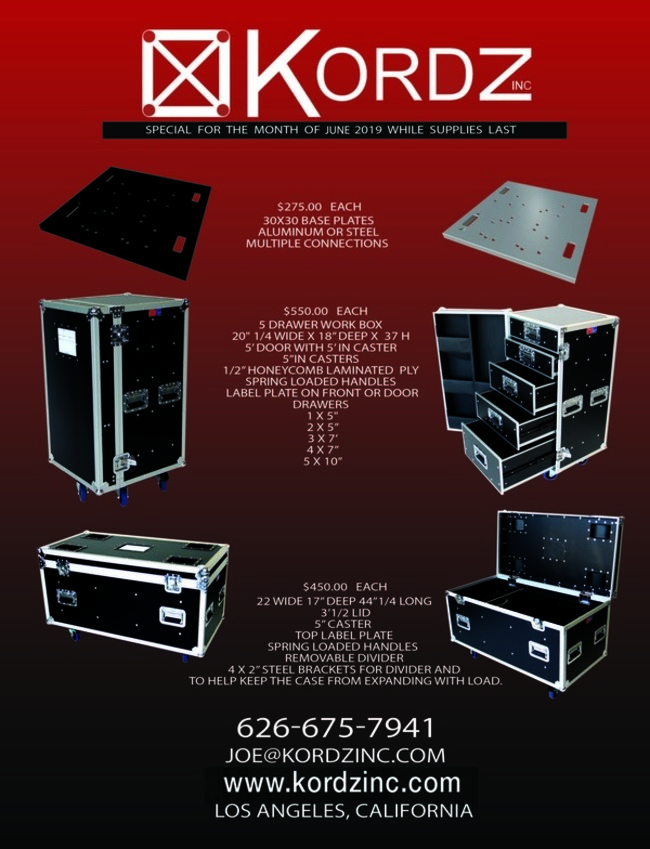 Your All-in-One Truss Provider Also has Cases!