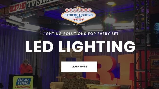 Extreme Lighting Grip & Electric Equipment Rental