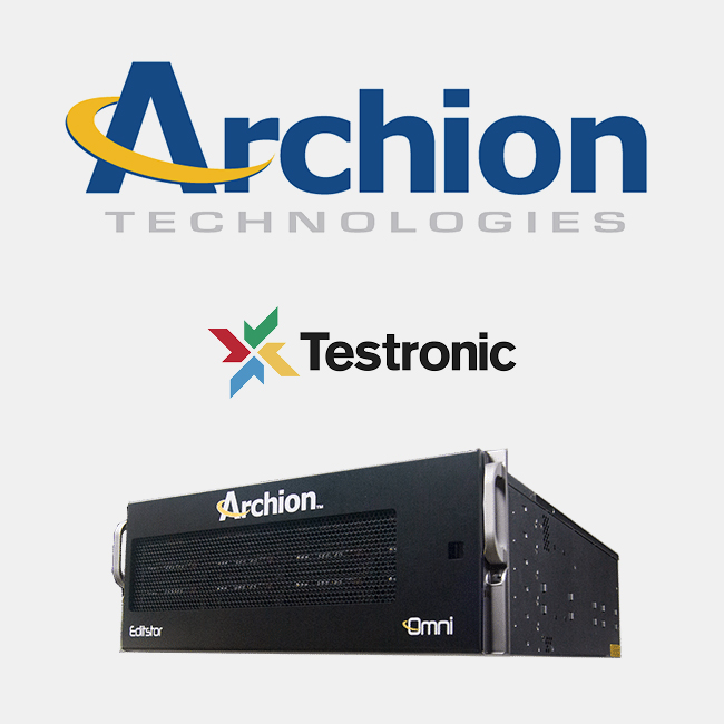 TESTRONIC LABS INVESTS IN ARCHION
