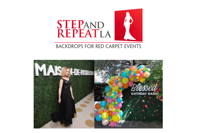 Looking For an Alternative to the Typical Step and Repeat Backdrop?