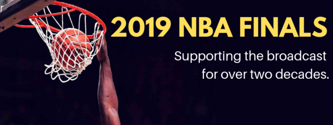 Bexel Celebrates over Two Decades Supporting the 2019 NBA Finals