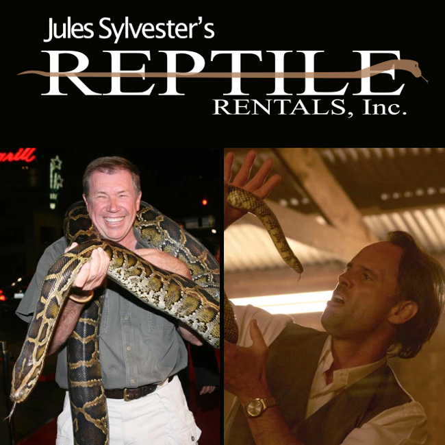 Meet the gutsy snake wrangler behind \'Them That Follow\'