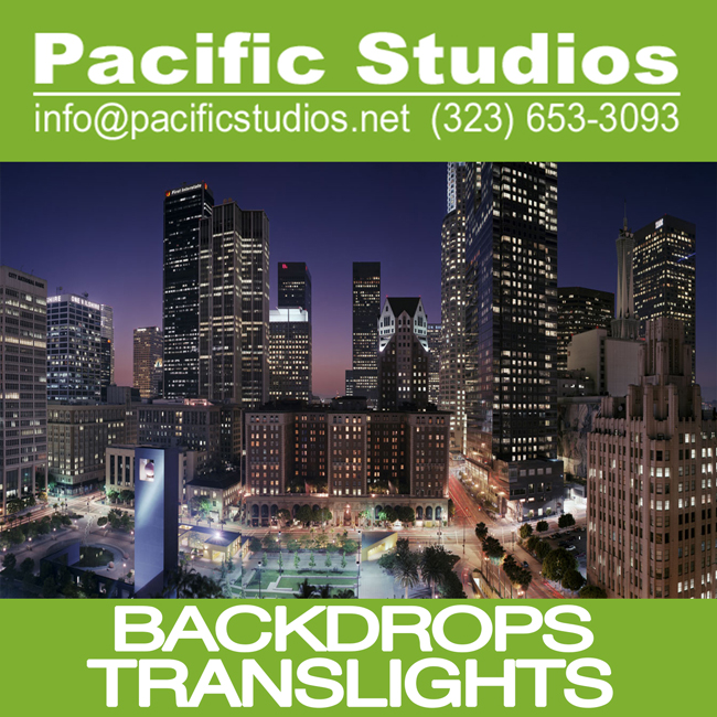 About Pacific Studios