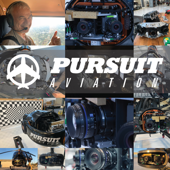 Pursuit Aviation Announces Innovative Hammerhead System for Sony VENICE Digital Motion Picture Cameras