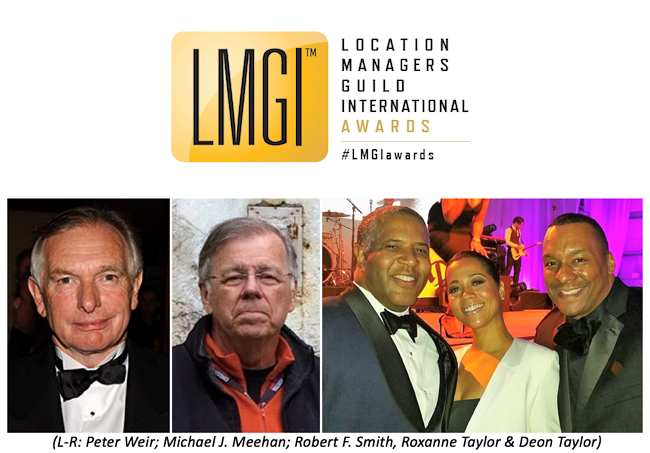 HONOREES AT THE 6th ANNUAL LMGI AWARDS