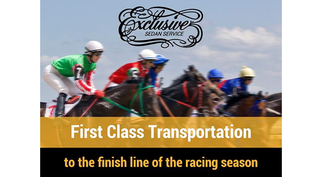 Breeders\' Cup transportation that\'s always a winner