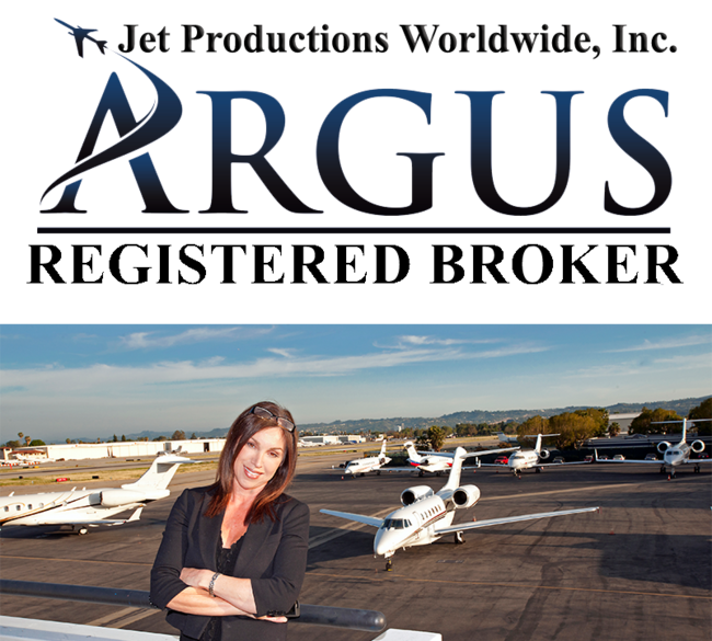 Jet Productions Worldwide, Inc is now an approved ARGUS Broker