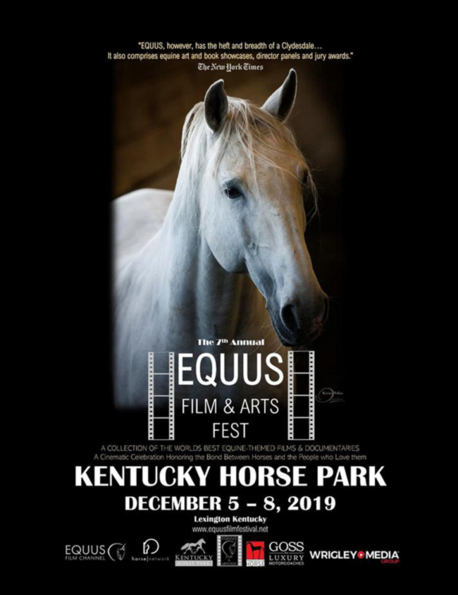 WELCOME TO THE EQUUS Film Festival FROM Lisa Diersen, Director & Founder