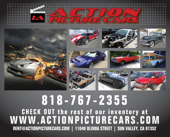 An Old Company, New Name: 1A Action Picture Cars
