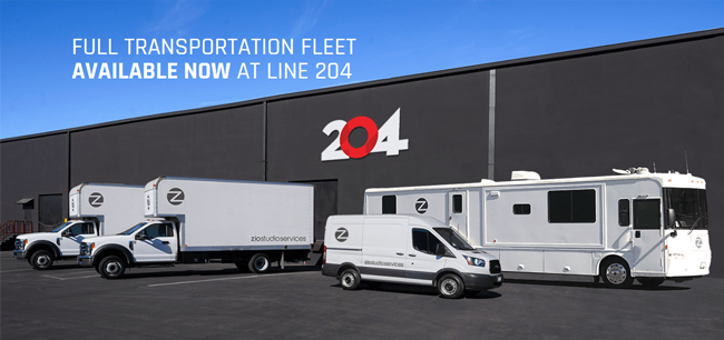 Full Transportation Fleet AVAILABLE NOW at Line 204