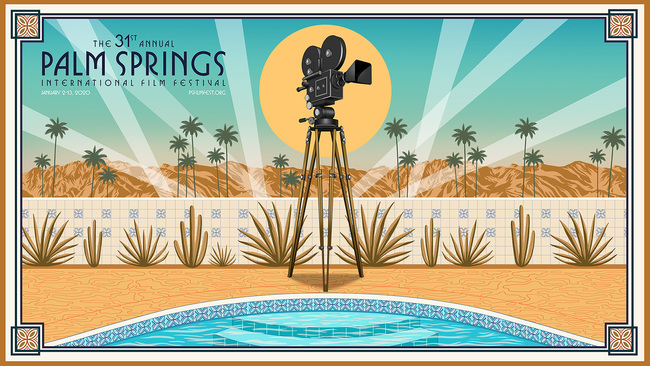 Palm Springs Film Fest hasn\'t stopped since 1990.
