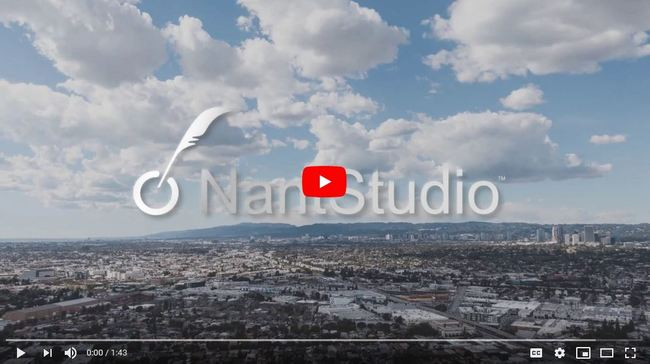 NANTSTUDIO: THE NEXT GENERATION SOUNDSTAGE