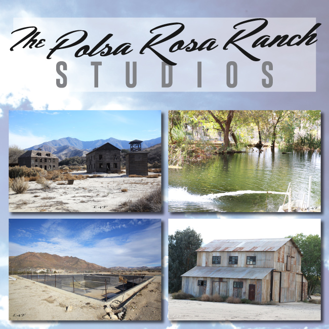 The Polsa Rosa Ranch Studios