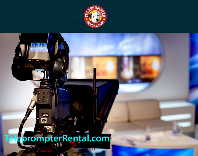 10% off your first teleprompter service!