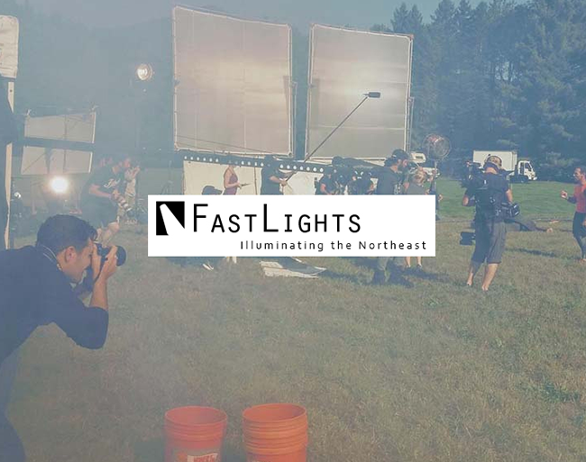 FastLights: New England\'s Leading Lighting & Grip Rental House